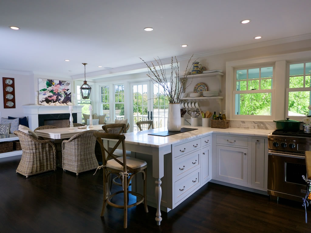 Custom Kitchen Design And Cabinetry