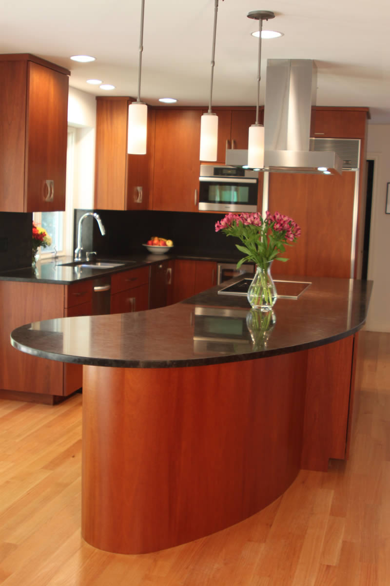 Custom kitchen design and cabinetry for Custom decor inc